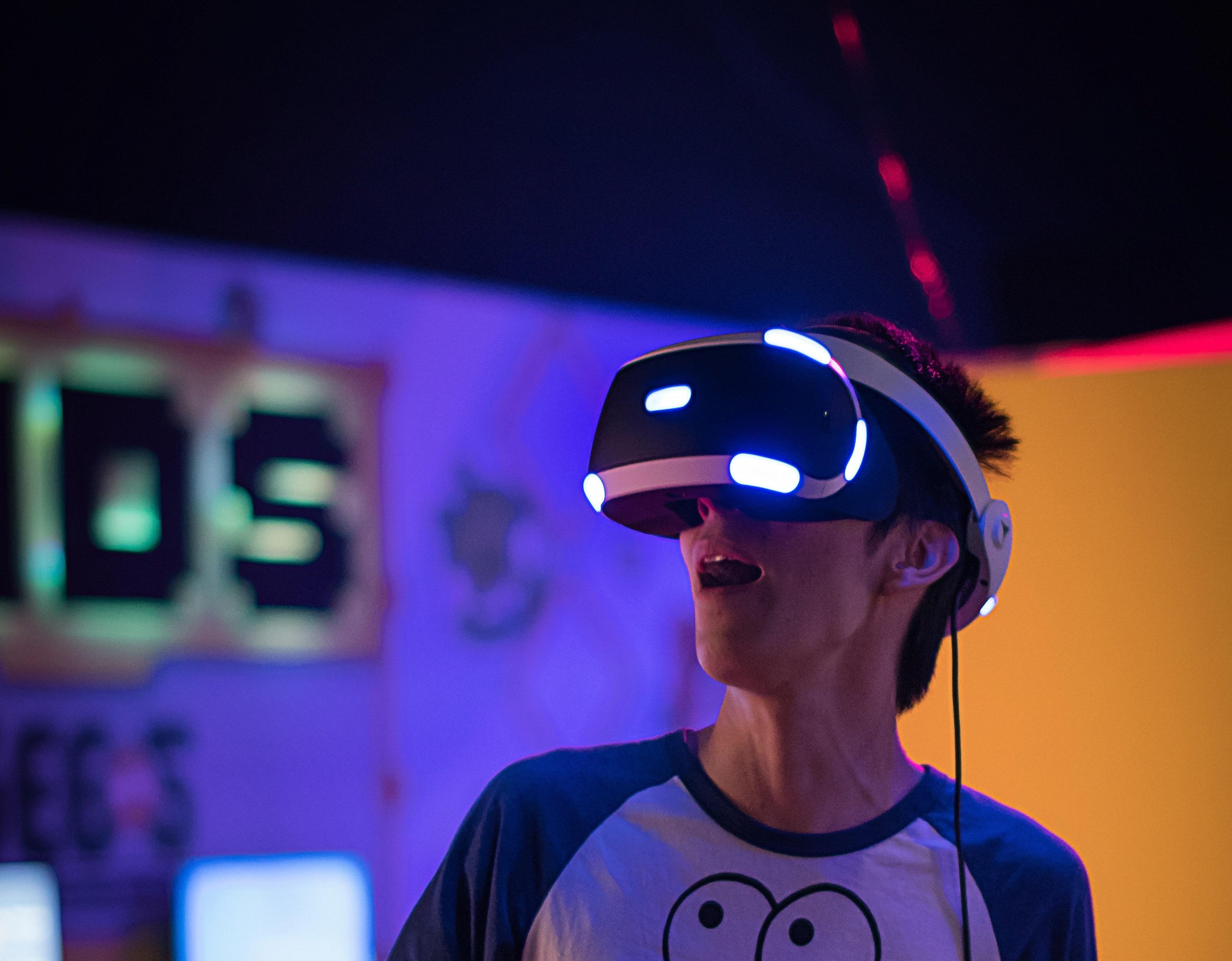 VR sensatie