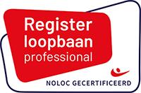 """NOLOC """"Register loopbaan professional"""""""